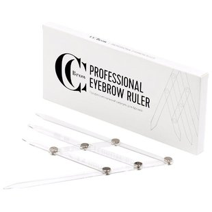 Циркуль для бровей CC Brow Professional Eyebrow Ruler