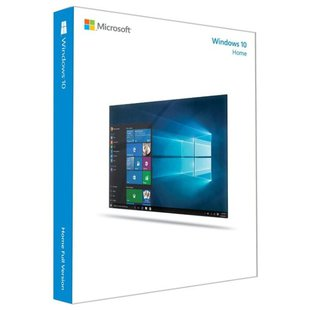 Лицензия (OEM) Microsoft Windows 10 Home 32-bit Russian