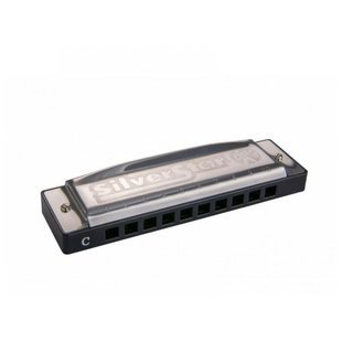 Губная гармошка Hohner Silver Star 504/20 Small box C